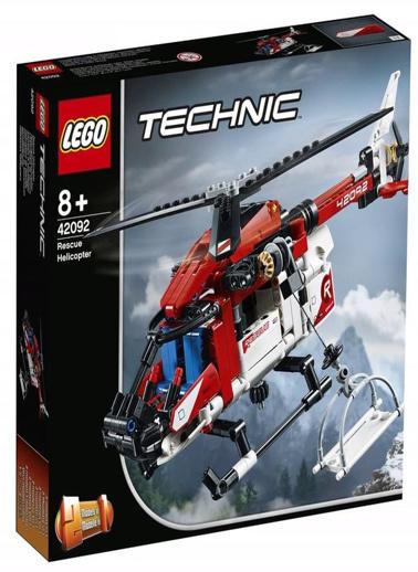 Lego Lego Technic Rescue Helicopter 42092 Renkli